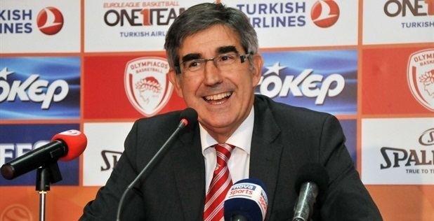 Jordi Bertomeu Euroleague CEO Jordi Bertomeu meets Greek media Latest
