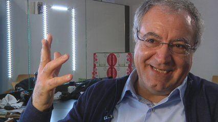 Jordi Bosch Colloqui amb l39actor Jordi Bosch Departament de