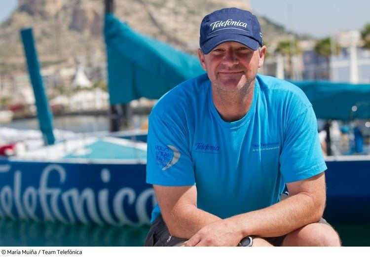 Jordi Calafat SailRaceWin VOR Neal McDonald and Jordi Calafat Experience and