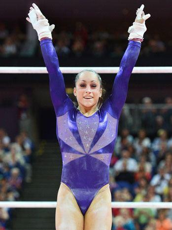 Jordyn Wieber London 2012 US Gymnast Jordyn Wieber Breaks Down After Failing to