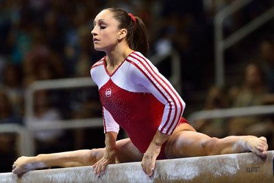 Jordyn Wieber USA Gymnastics Jordyn Wieber Wins Sportsmanship Award