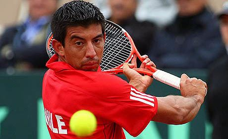 Jorge Aguilar Jorge Aguilar pierde la final del Futuro Per 6 El Deportero