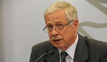 Jorge Basso Ministro Jorge Basso particip del lanzamiento de la 9 edicin de