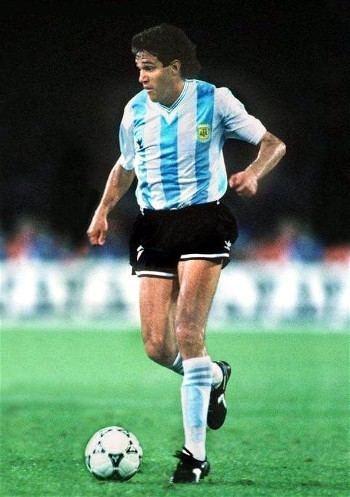 Jorge Burruchaga Pes Miti del Calcio View topic Jorge BURRUCHAGA 1983
