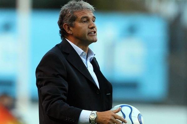 Jorge Burruchaga Jorge Burruchaga renunci como tcnico del Arsenal