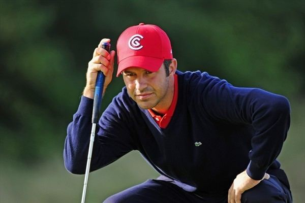 Jorge Campillo (golfer) Campillo hoping to erase the pain of Spain Challenge Tour