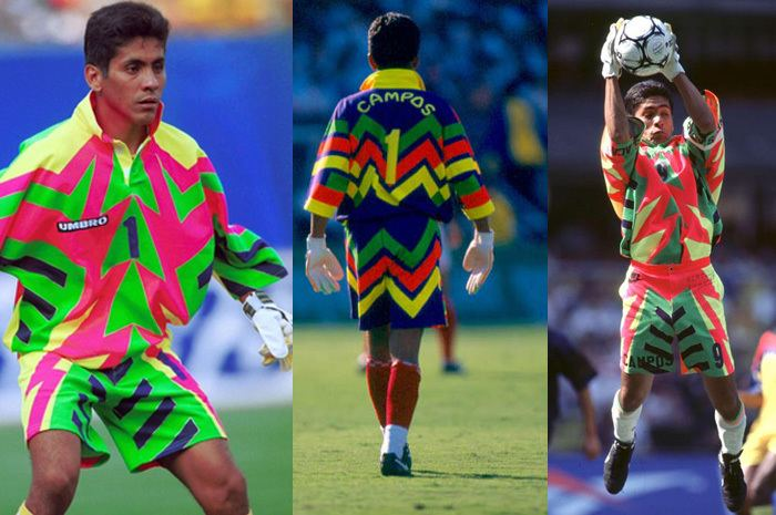 Jorge Campos Complete Biography With Photos Videos