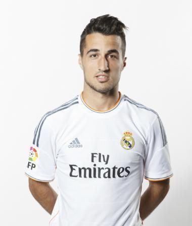 Jorge Casado J Casado lateral izquierdo Castilla Real Madrid CF