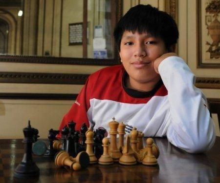 Jorge Cori Peruvian Grandmaster Jorge Cori Winner in Balaguer Chessdom