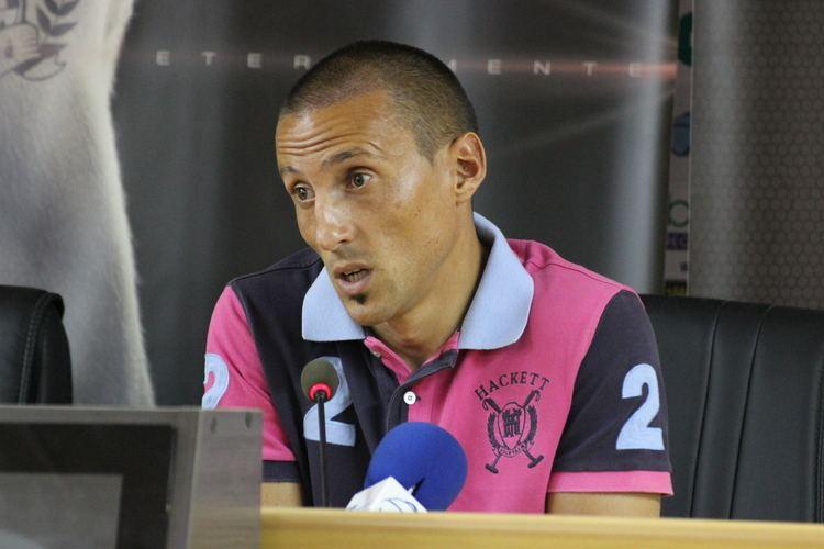 Jorge Luque FC Cartagena Rueda de prensa de Jorge Luque 23 07 14 Jorge Luque