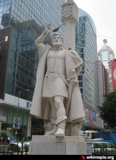 Jorge Álvares Jorge lvares Monument