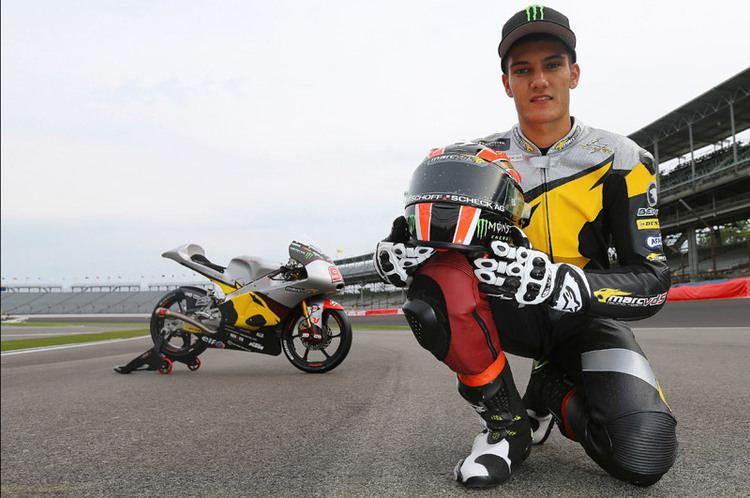 Jorge Navarro Jorge Navarro makes track debut with Marc VDS at
