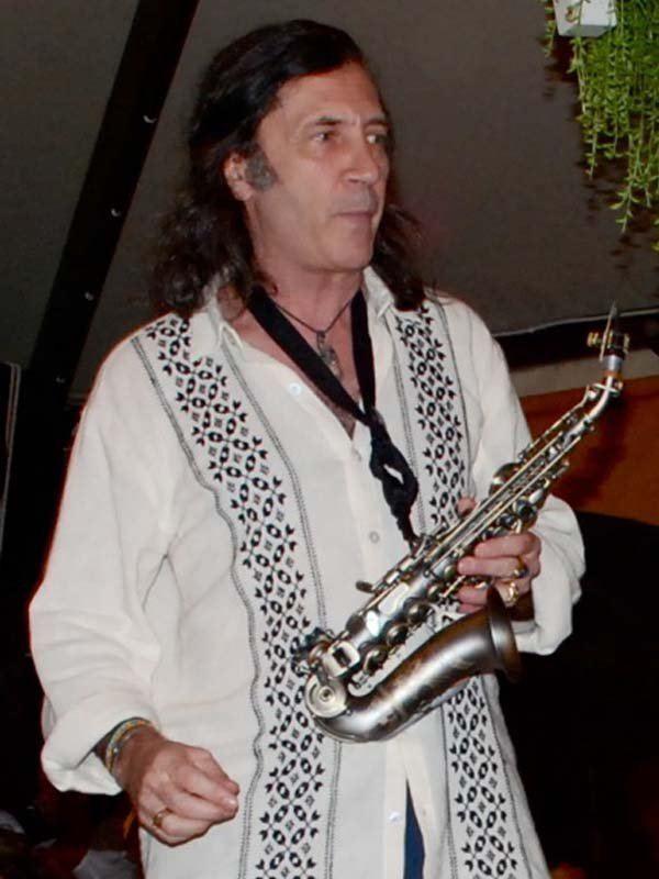 Jorge Pardo (musician) Jorge Pardo