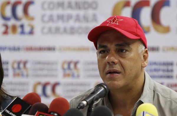 Jorge Rodriguez (politician) wwwnoticiasaldiayalahoracowpcontentuploads20