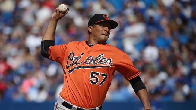 Jorge Rondon Pirates claim Rondon off waivers Baltimore Sun