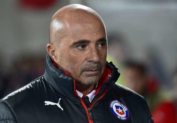 Jorge Sampaoli Jorge Sampaoli admits Chile struggled against Ecuador in