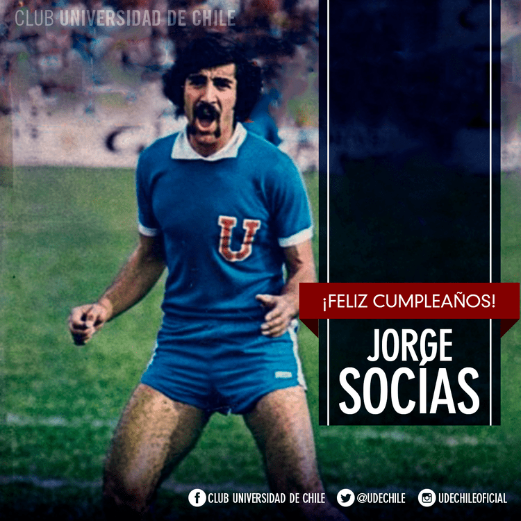 Jorge Socías Universidad de Chile on Twitter Feliz Cumpleaos Jorge Socas Ex
