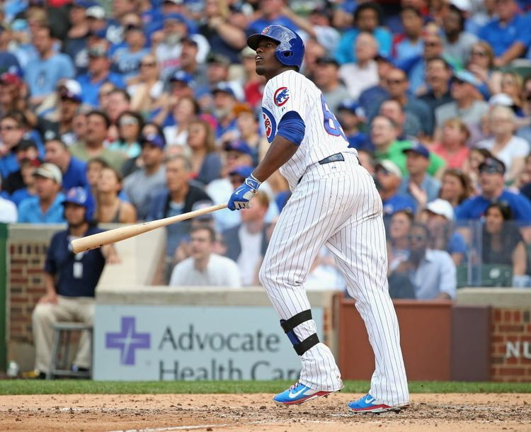 Jorge Soler Cubs rookie Jorge Soler placed on disabled list Chicago