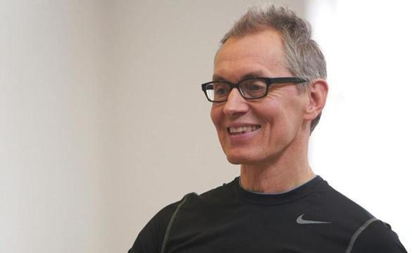 Jorma Elo Choreographer Jorma Elo combines precision creative flow working