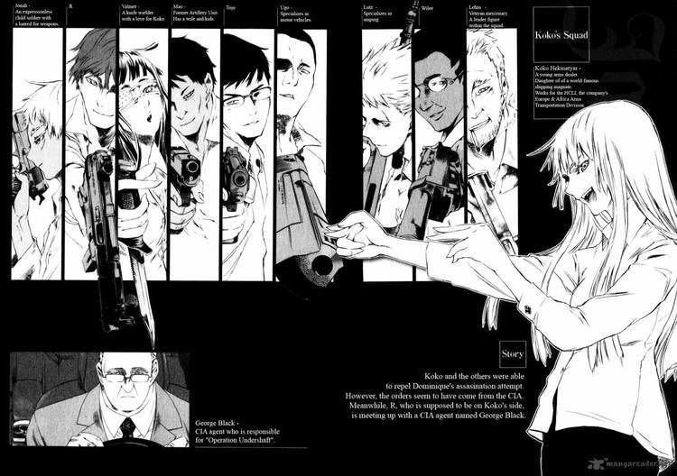 Jormungand (manga) - Alchetron, The Free Social Encyclopedia