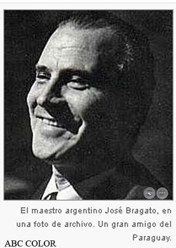 José Bragato Portal Guaran LAS CARTAS DE JOSE BRAGATO SOBRE LA MUSICA Y LOS