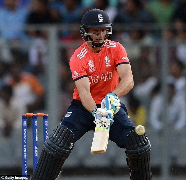 Jos Buttler has not given up on his Test career as England wicket