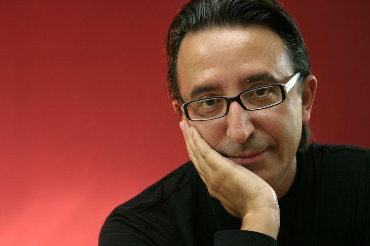 José Carlos Somoza Conferencia Encuentros en la narrativa Jos Carlos Somoza