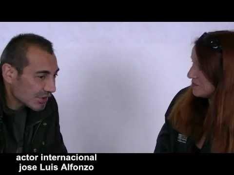 José Luis Alfonzo Nota al Actor Jos Luis Alfonzo en Se Feliz Solos y Solas nunca Ms