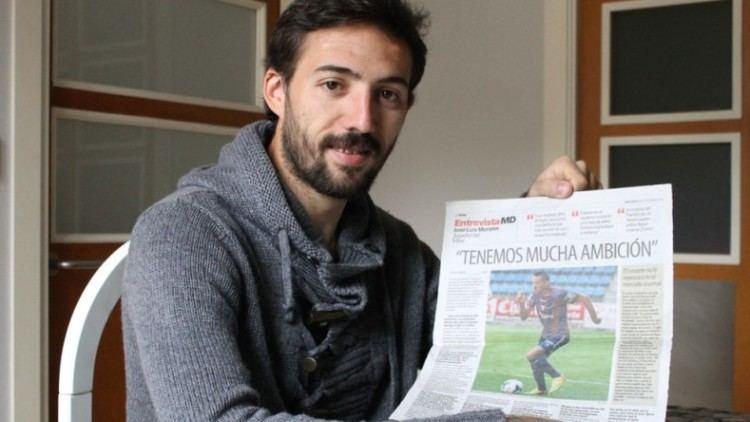 José Luis Morales Nogales Morales 39El Pual39 que enamora a Eibar Valencia News
