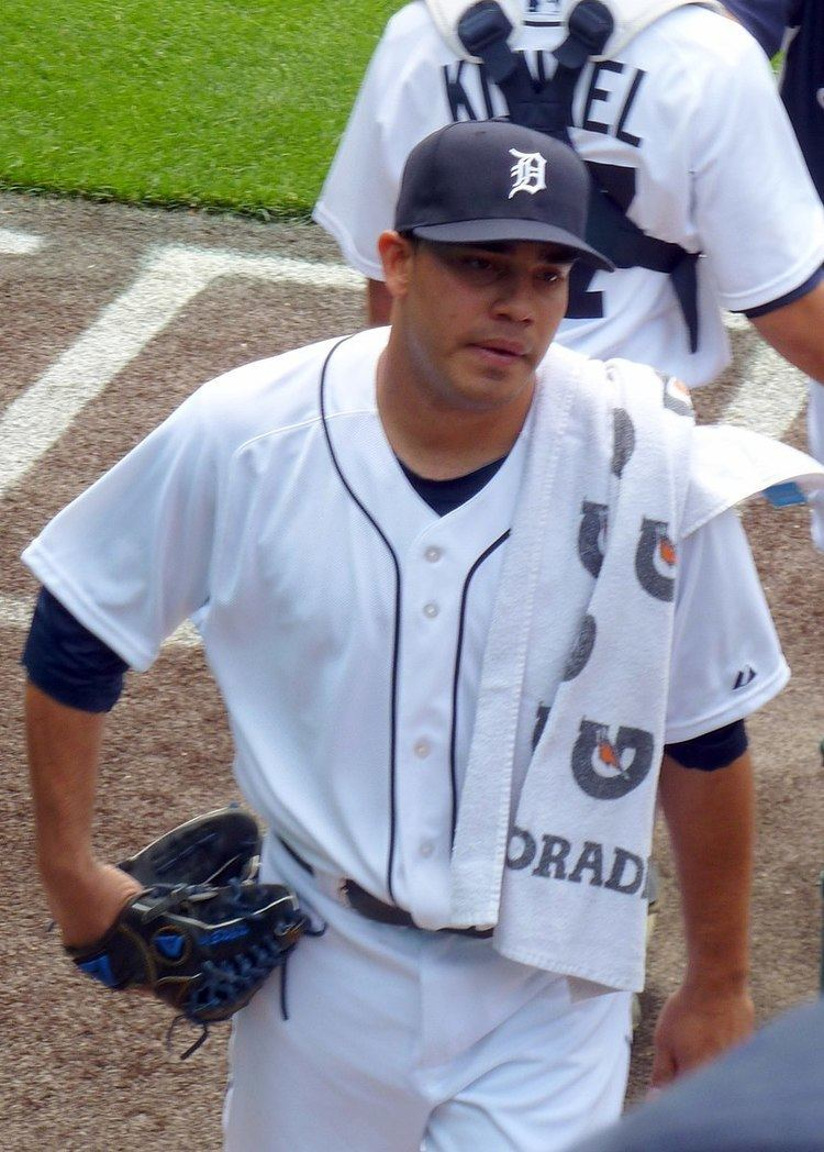 Jose Alvarez (baseball, born 1989)