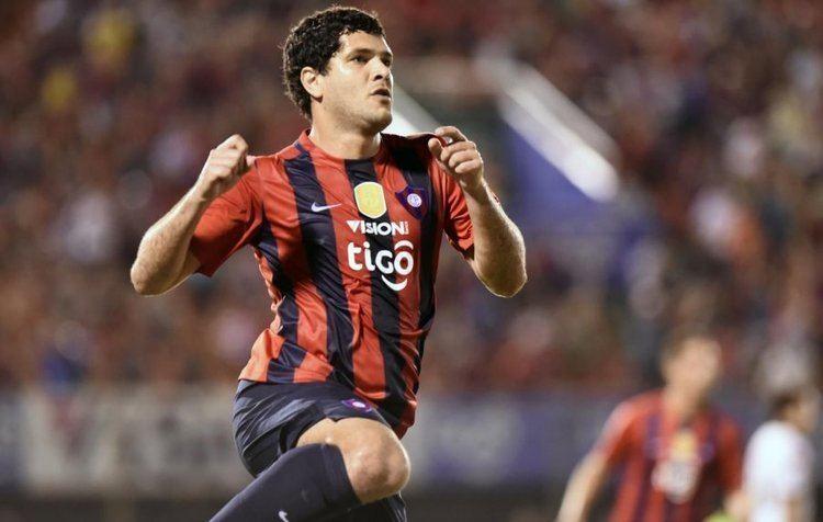 José Ortigoza La goleada ayuda en lo anmico dice Ortigoza Deportes ABC Color
