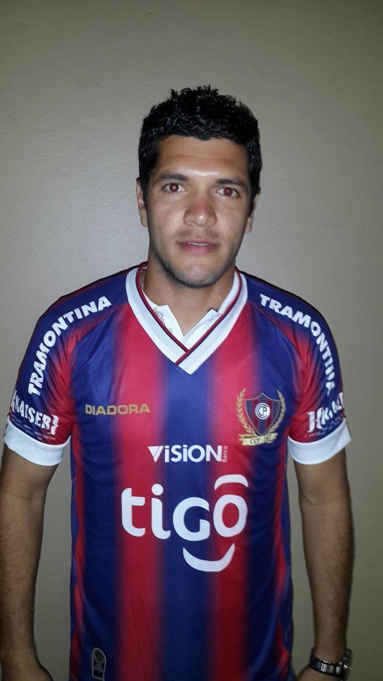 José Ortigoza Club Cerro Porteo on Twitter quotBienvenido Jose Ortigoza a la gran