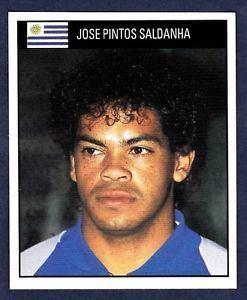 José Pintos Saldanha ORBIS 1990 WORLD CUP COLLECTION266URUGUAYJOSE PINTOS SALDANHA eBay