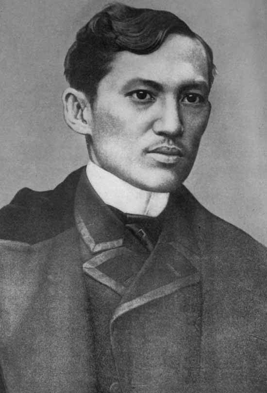 José Rizal Jos Rizal The World of 1898 The SpanishAmerican War Hispanic