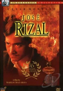 José Rizal (film) Jose Rizal DVD Movie
