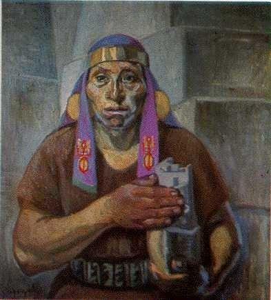 José Sabogal Sabogal Expert art authentication certificates of authenticity