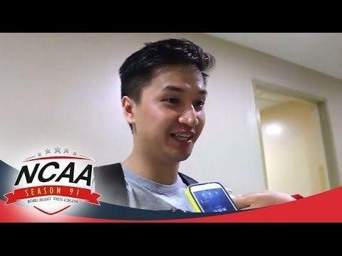 Josan Nimes NCAA 91 Josan Nimes postgame interview YouTube