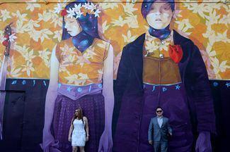 Jose Luis Cabrera (artist) Veronica Arellano and Jose Luis Cabreras Wedding Website