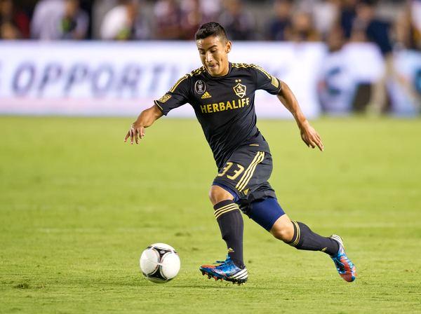 Jose Villarreal (soccer) Teenager Villarreal provides key spark for the Galaxy