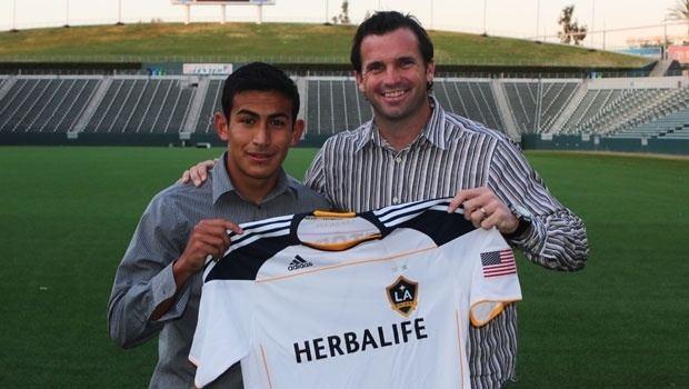 Jose Villarreal (soccer) How Jose Villarreal explains the future of MLS youth