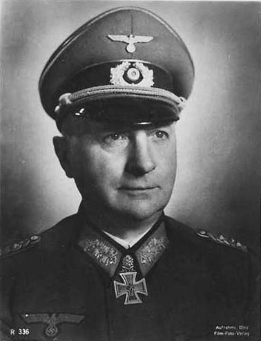 Josef Harpe Generaloberst Josef Harpe Lexikon der Wehrmacht