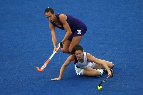 Josefina Sruoga Josefina Sruoga and Michelle Vittese Photos Olympics Day