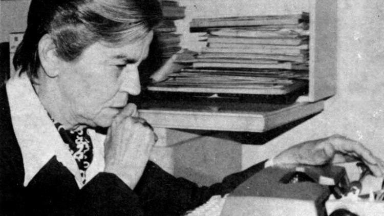 Josefina Vicens Josefina Vicens y la imperiosa necesidad de escribir