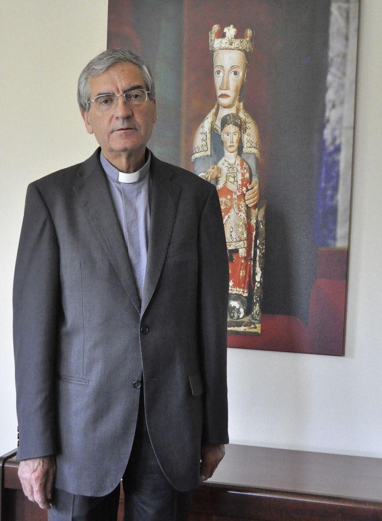 Josep Maria Mauri Mossn Josep Maria Mauri ha estat nomenat Vicari General de la