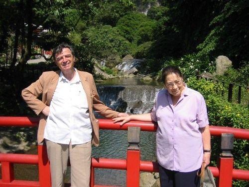 Joseph Agassi Prof Judith Buber Agassi and Prof Joseph Agassi