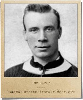 Joseph Bache wwwfootballandthefirstworldwarorgwpcontentupl