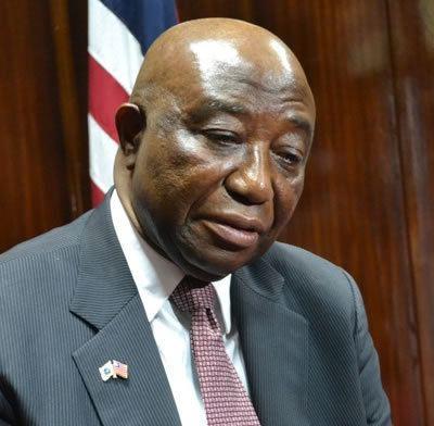 Joseph Boakai Making the 2017 Case for Liberias Vice President Joseph Boakai The
