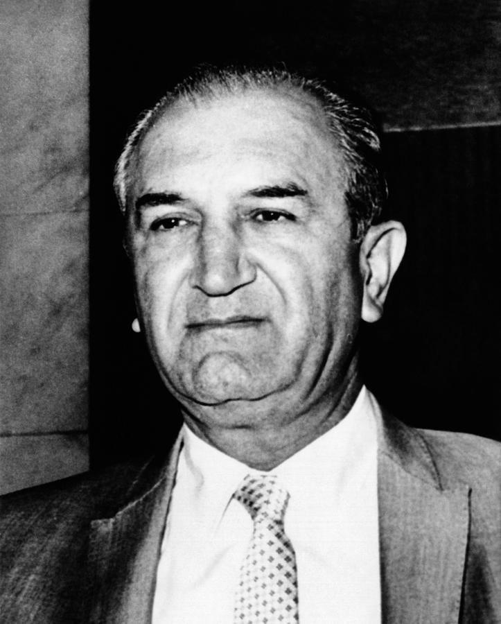 Joseph Bonanno Joe Bonanno Born 1905 was a Sicilianborn American mafioso who