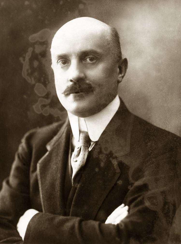 Joseph Caillaux Joseph Caillaux 18631944 Frans politicus en staatsman