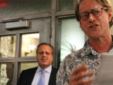 Joseph Chetrit Landlord Defends Chelsea Hotel Plan at Landmarks Meeting